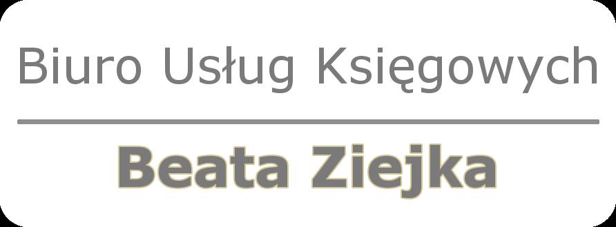 Biuro Usług Księgowych Beata Ziejka